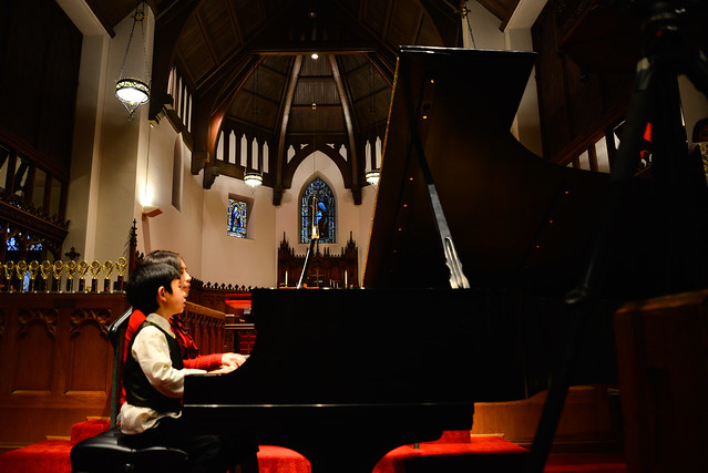 2017 Piano Recital Section 1 - 3, Nikon D600, IX-Nikkor 30-60mm f/4-5.6
