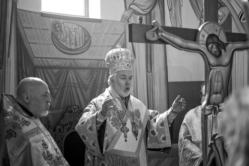 Inter-Orthodox Divine Liturgy in Luxemburg - (12.03.2017)