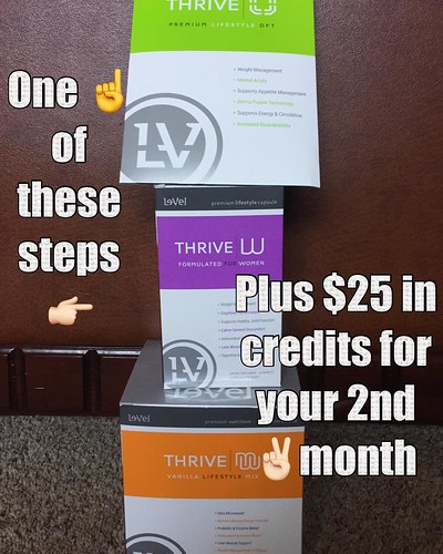 3 more people that place their order by Wednesday night! Let me help you start your Thrive Experience and your journey to being your best self! #thrive #discount #lasvegas #startnow #healthy #alwaysthriving #healthandwellness #natural #nutrition #suppleme