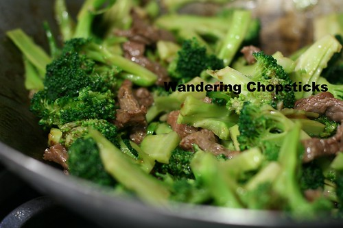 Chinese Beef and Broccoli Stir-fry 13
