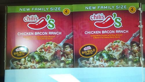Chili's Chicken Bacon Ranch