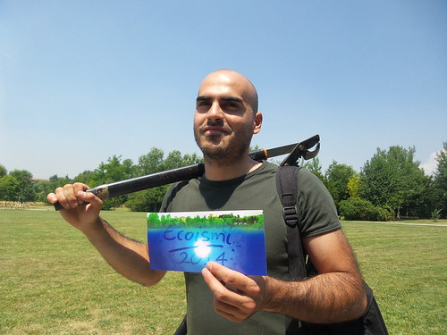 Davide Fadda #ECOISMI2014 by Ylbert Durishti