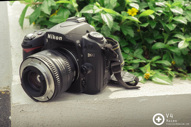 Reverse Ring for Nikon