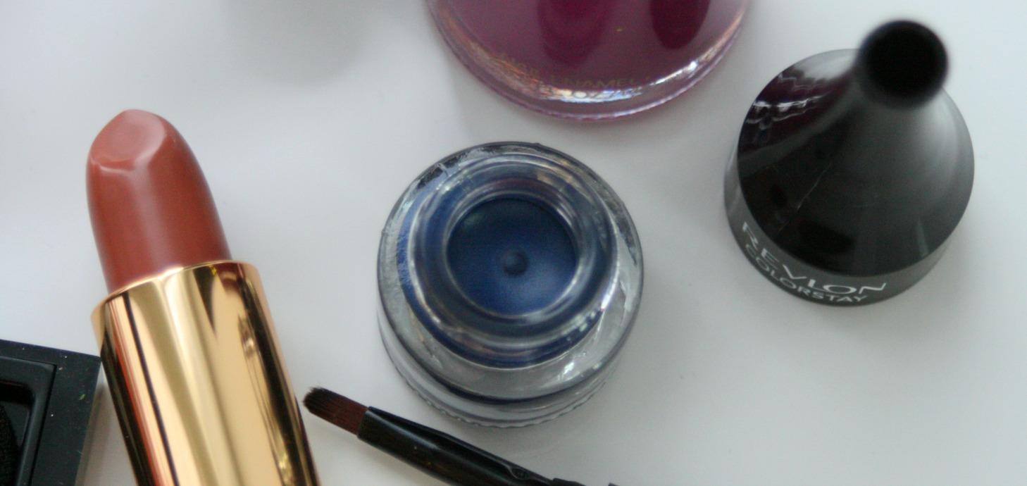 revlon-gucci-weston-lipstick-gel-liner, rio rush, eye liner, gel liner, blue liner, summer makeup, waterproof