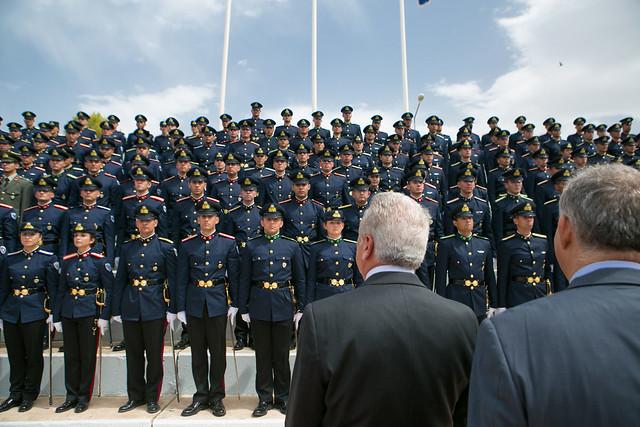 Τελετή ορκωμοσίας των νέων Ανθυπολοχαγών στη ΣΣΕ