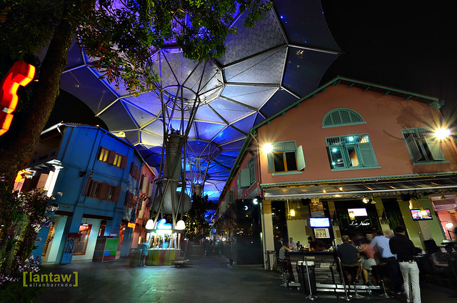 Clarke Quay Nightlife