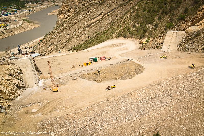 Гоцатлинская ГЭС-11