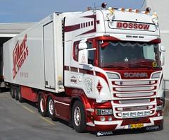 Scania R560 V8 - R580 V8