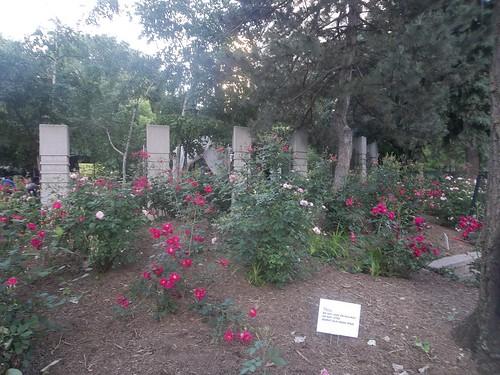 AIDS Memorial, Barbara Hall Park