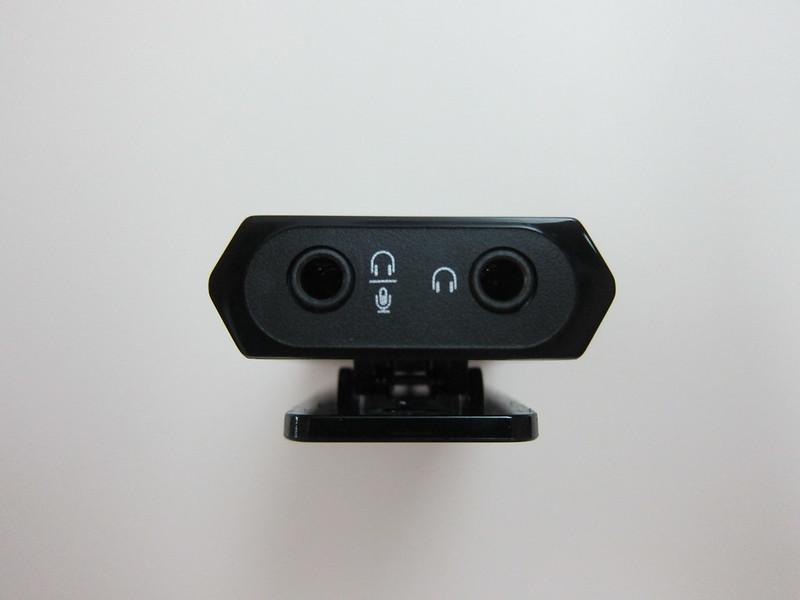 Sound Blaster E1 - Top