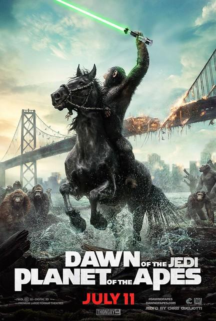 Phim Sự Khởi Đầu Của Hành Tinh Khỉ - Dawn Of The Planet Of The Apes