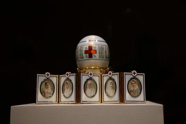 Oeuf Fabergé  MBAM