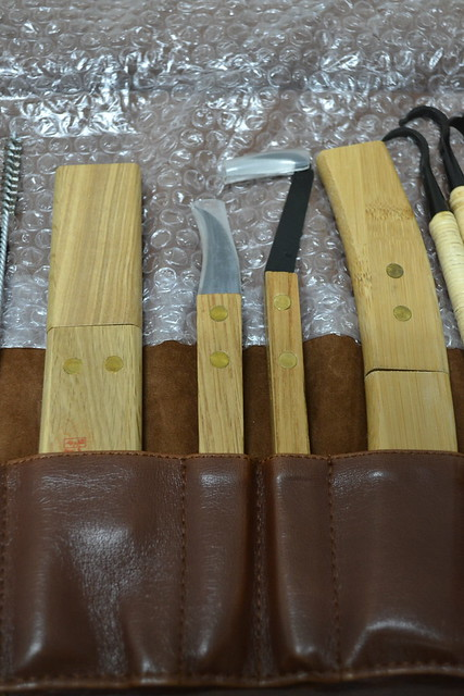 RYUGA bonsai carving tools
