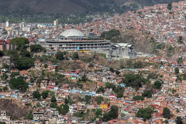 Helicoide de la Roca Tarpeya // Caracas. Venezuela