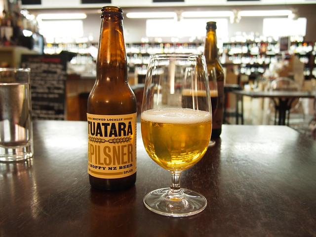 TUATARA beer