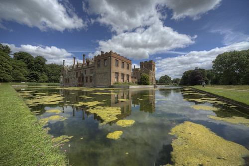 england house landscape norfolk moat oxburgh zeissdistagont2821
