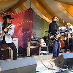 A perfect way to close out Saturday, on the Rainbow Stage. 6/21/14 Photo by Gus Philippas