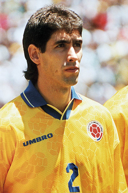 SOCCER-WORLD CUP-1994-COL-ANDRES ESCOBAR