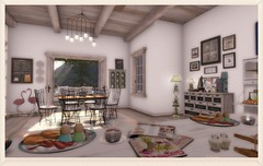 Kitchen/Dining Room for LTD
