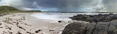 Carrickalinga Beach - Approaching storm