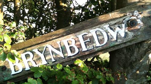 Cerdded: Pentregât, Brynhoffnant, Pontgarreg