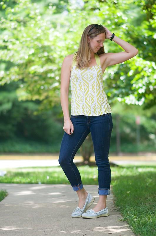 jeans in july 9