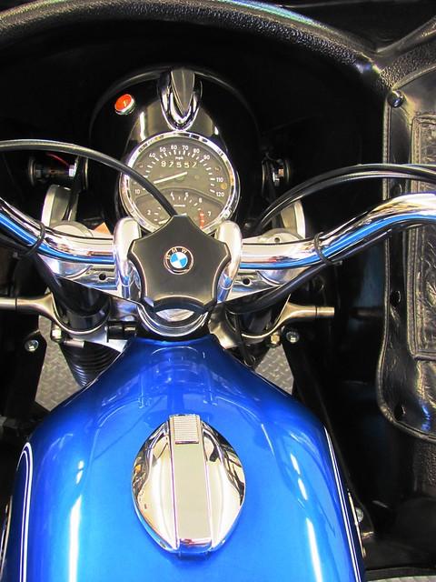 Instruments and Steering Damper