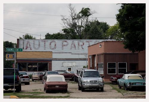 Auto parts, Bangor, MI