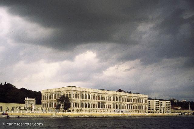 Palacio del Dolmabahçe