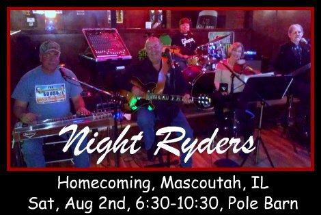 Night Ryders 8-2-14