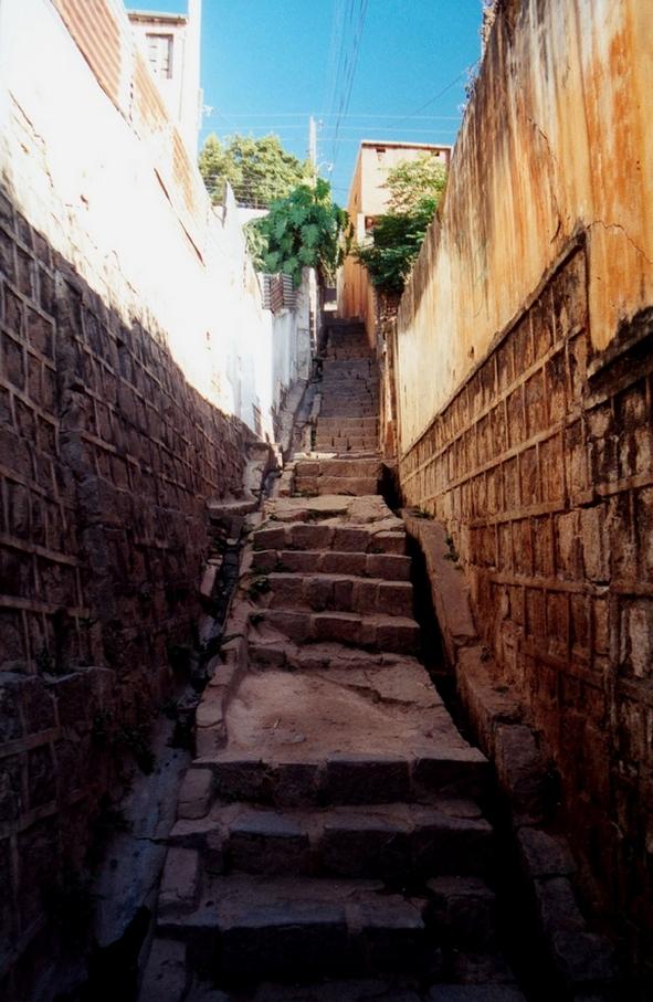 escaliers de Tananarive