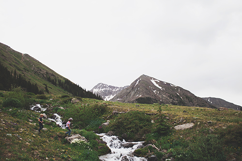 colorado // the little red house