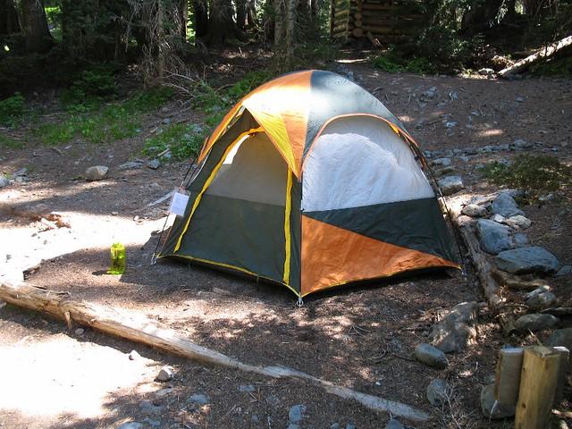Glacier Meadows Camp