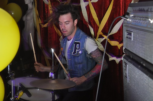 Sam Coffey & The Iron Lungs at House of Targ