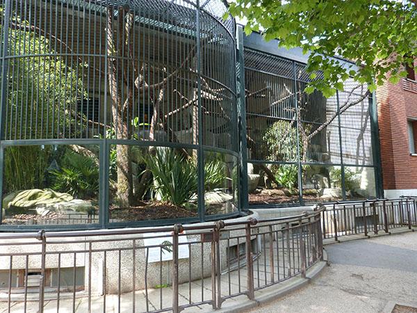 cage fauverie
