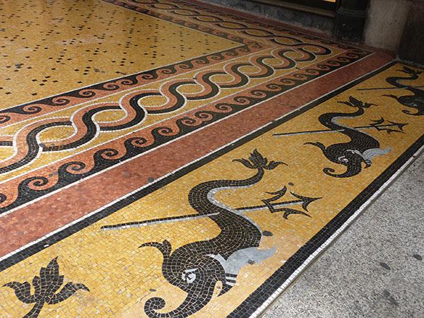 mosaïques sous els arcades 2