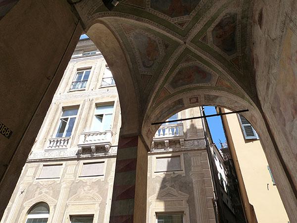 arche église di banchi