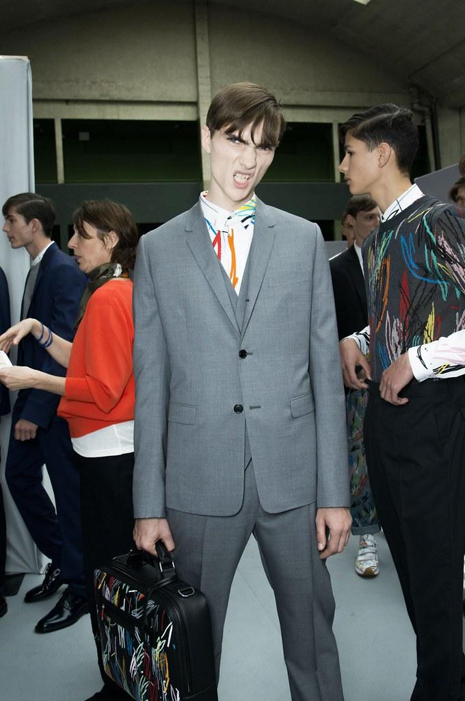 SS15 Paris Dior Homme244_Gryphon O'Shea, Lucas Santoni(fashionising.com)