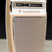 International 9 Transistor Radio by Roadsidepictures