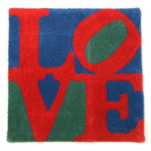 Second Lab. / LOVE Rug