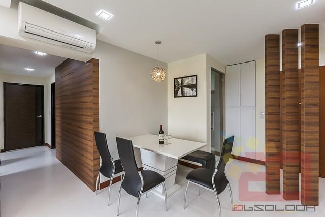 Hdb Bto 4 Room Blk 334c Yishun Riverwalk Interior