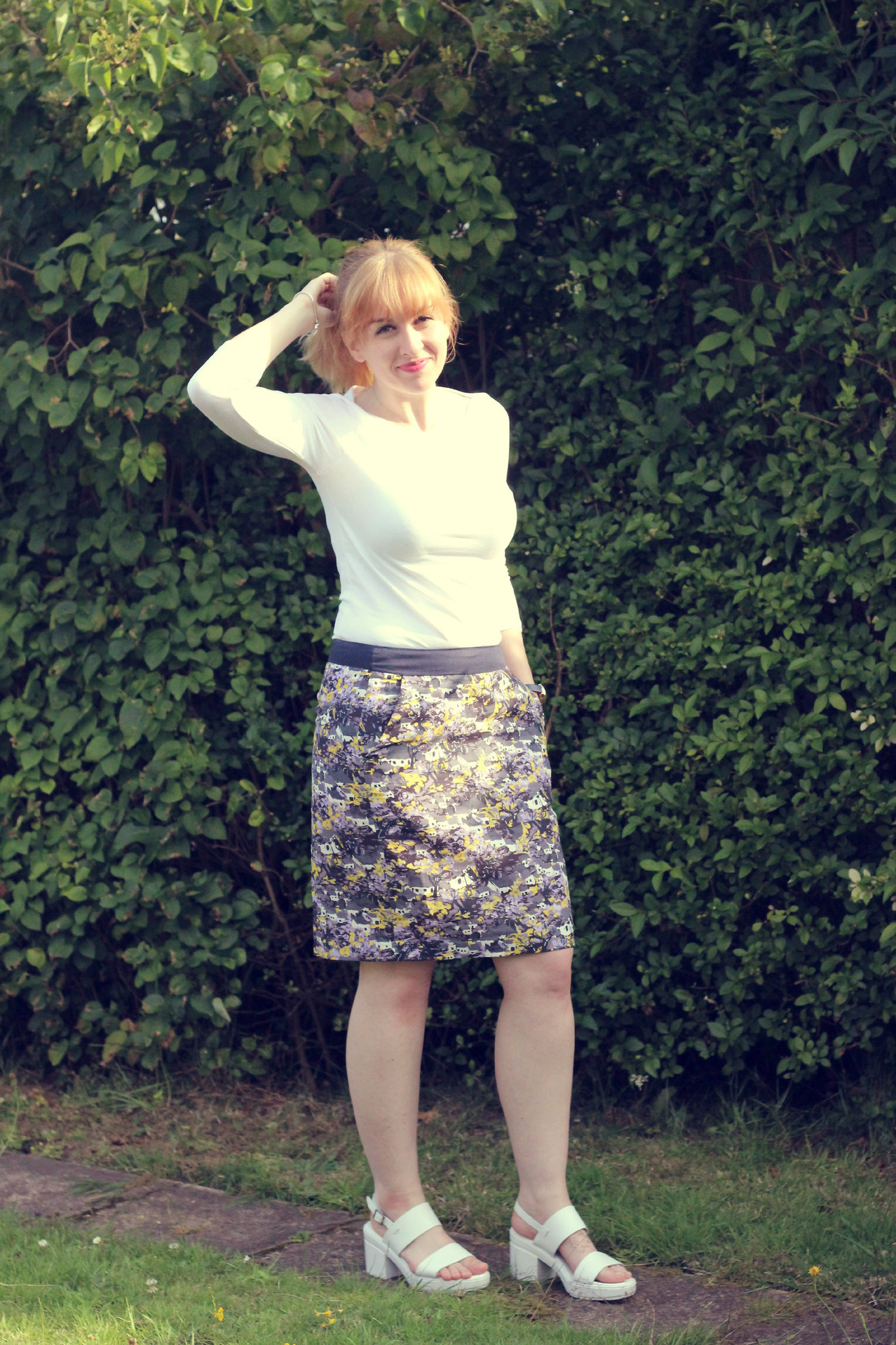 Great Plains Tuscany Skirt
