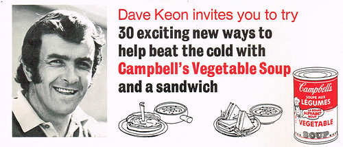 Dave Keon invites you to try... (1)