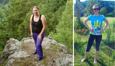 Splnila jsem si svůj sen. Shodila jsem 26 kg a začala běhat