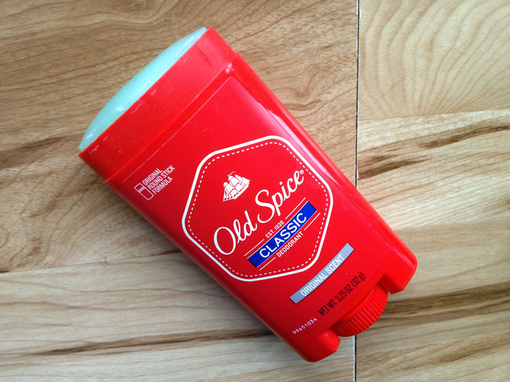 Old Spice Original Scent 2