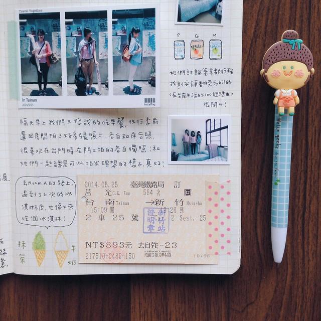 201405-台南之旅手帳020