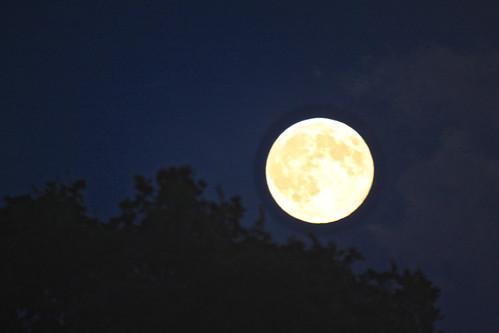 'Super Moon'