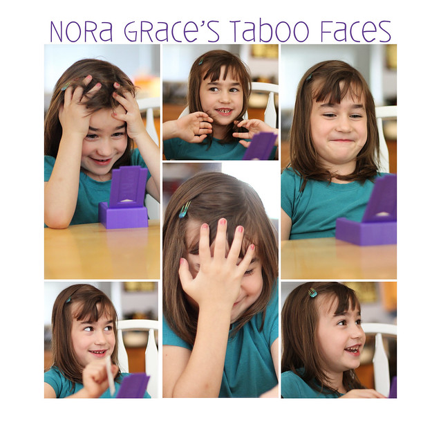 Nora Grace's Taboo Faces