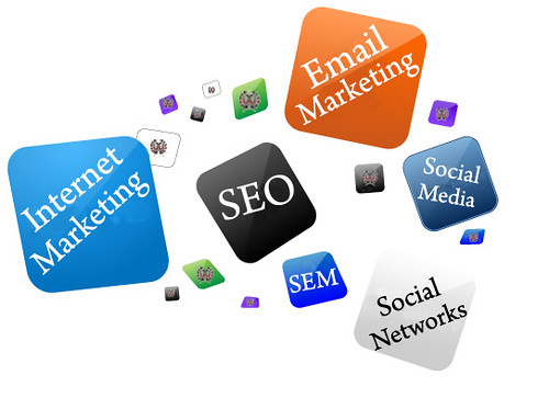 A Synergy of Traditional Offline & Online Marketing Strategies
