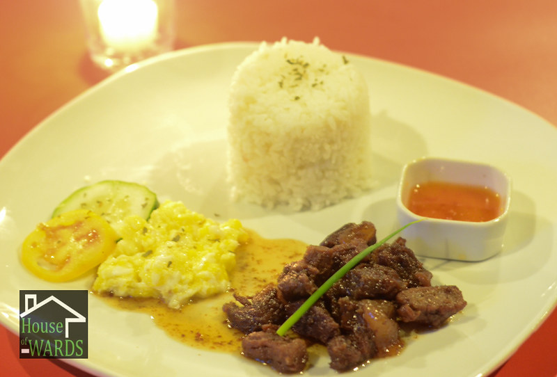 Spicy Braised Beef - Php85